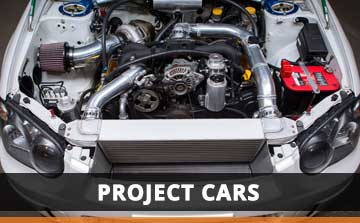High performance parts specialists Mazda Ford Subaru